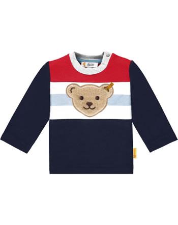 Steiff Sweatshirt BEAR TO SCHOOL steiff navy 2021306-3032