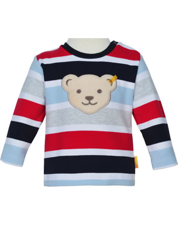 Steiff Sweatshirt BEAR TO SCHOOL steiff navy 2021313-3032