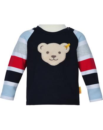 Steiff Sweatshirt BEAR TO SCHOOL steiff navy 2021317-3032