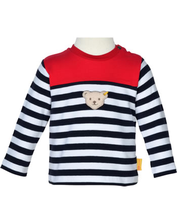 Steiff Sweatshirt BEAR TO SCHOOL steiff navy 2021335-3032