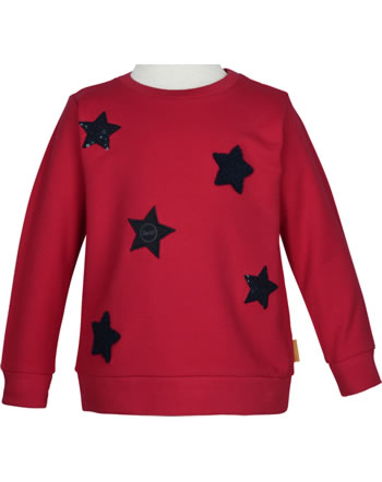 Steiff Sweatshirt BEAR TO SCHOOL tango red 2021235-4008