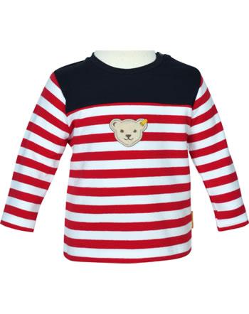 Steiff Sweatshirt BEAR TO SCHOOL tango red 2021335-4008