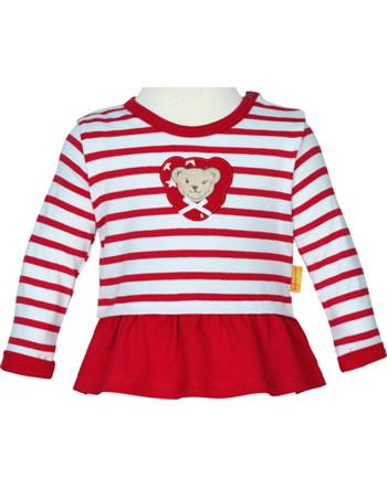 Steiff Sweatshirt BEAR TO SCHOOL tango red 2021421-4008
