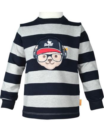 Steiff Sweatshirt BEAR TO SCHOOLsoft grey melange 2021118-9007