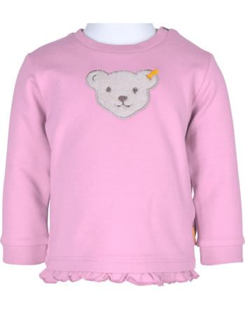 Steiff Sweatshirt BEST FRIENDS Baby Girls peony 2123419-3040