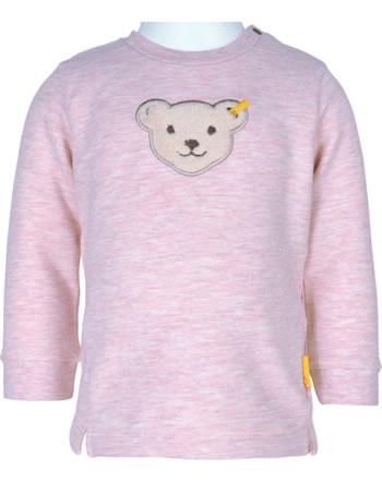 Steiff Sweatshirt BEST FRIENDS Baby Girls rosewater 2123434-3060