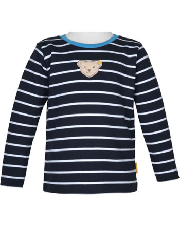 Steiff Sweatshirt BLUE STRIPE black iris 1922506-3032