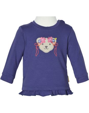 Steiff Sweatshirt BUGS LIFE Baby Girls deep cobalt 2111412-6062