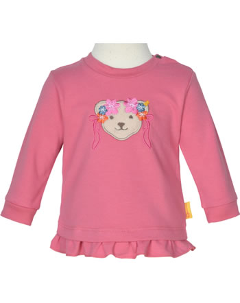 Steiff Sweatshirt BUGS LIFE Baby Girls rapture rose 2111412-3028