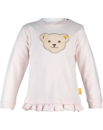 Steiff Sweat-Shirt FAIRYTALE Baby Girls barely pink 2023418-2560
