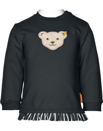 Steiff Sweatshirt FLYING AWAY Baby Girls steiff navy 2122415-3032