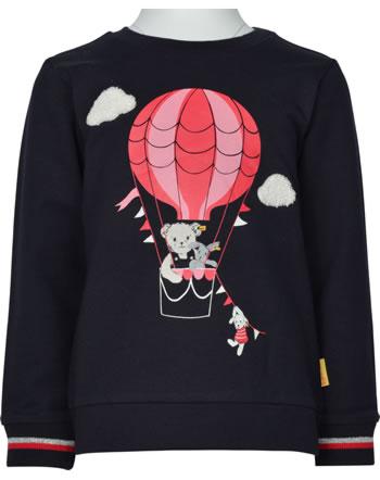 Steiff Sweatshirt FLYING AWAY Mini Girls steiff navy 2122216-3032