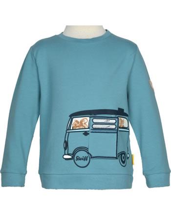 Steiff Sweatshirt FOREST FRIENDS adriatic blue 2023106-6045