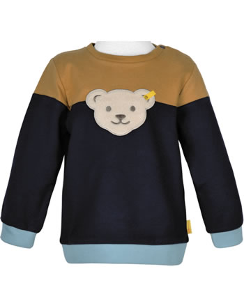 Steiff Sweatshirt FOREST FRIENDS Baby Boys steiff navy 2023306-3032