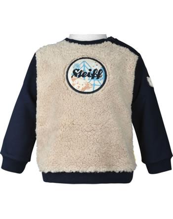Steiff Sweatshirt FOREST FRIENDS Baby Boys steiff navy 2023330-3032