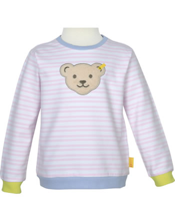 Steiff Sweatshirt HELLO SUMMER Mini Girls pink lady 2113229-3033