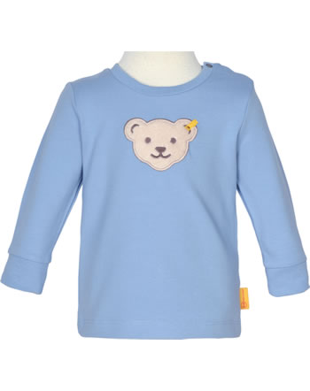 Steiff Sweatshirt HIGH FIVE Baby Boys forever blue 2111301-6027