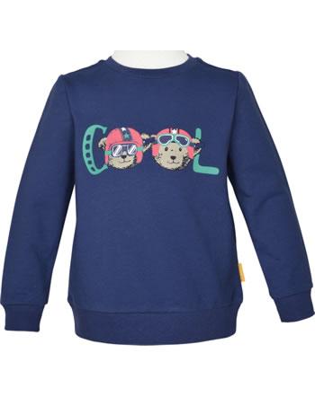 Steiff Sweat-Shirt HIGH FIVE Mini Boys deep cobalt 2111115-6062