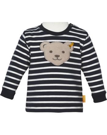 Steiff Sweatshirt INDI BEAR Baby Boys steiff navy 2022338-3032