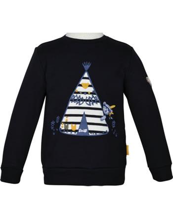 Steiff Sweatshirt INDI BEAR Mini Boys steiff navy 2022105-3032