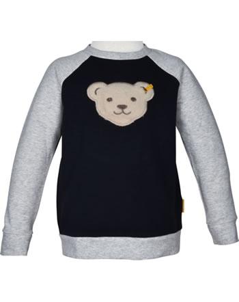 Steiff Sweatshirt INDI BEAR Mini Boys steiff navy 2022108-3032