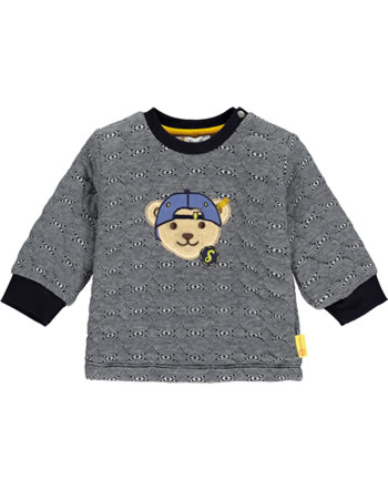 Steiff Sweatshirt LETS PLAY Baby Boys steiff navy 2121306-3032