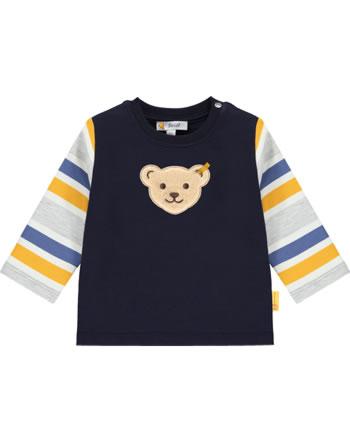 Steiff Sweatshirt LETS PLAY Baby Boys steiff navy 2121317-3032