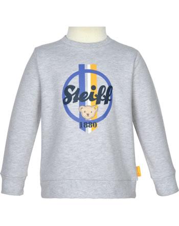 Steiff Sweatshirt LETS PLAY Mini Boys nimbus cloud 2121105-9017