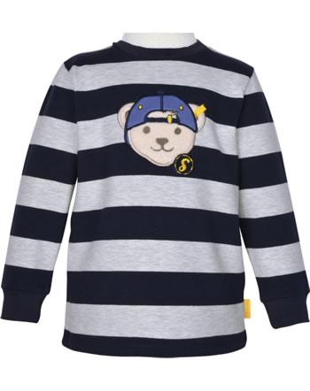 Steiff Sweatshirt LETS PLAY Mini Boys nimbus cloud 2121118-9017