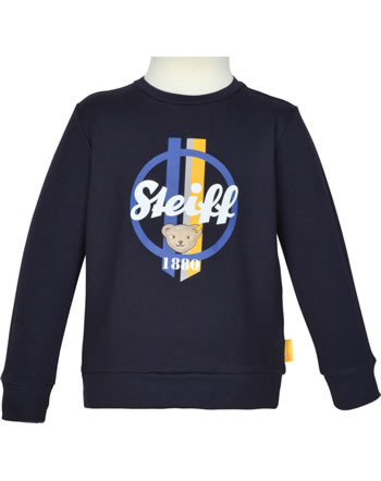 Steiff Sweatshirt LETS PLAY Mini Boys steiff navy 2121105-3032