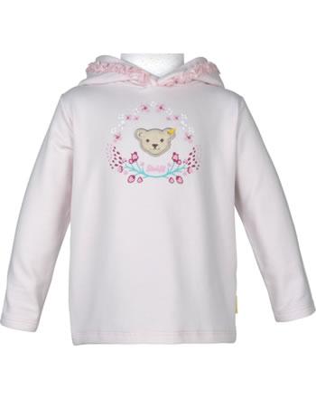 Steiff Sweatshirt m. Kapuze FAIRYTALE Mini Girls barely pink 2023203-2560