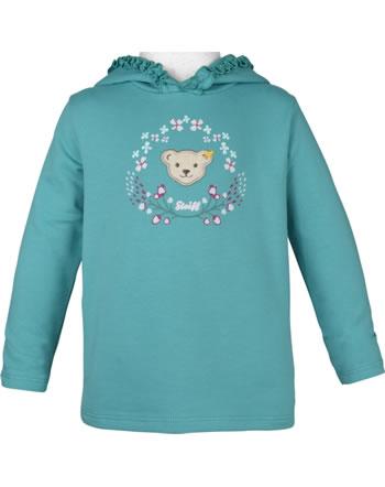 Steiff Sweatshirt m. Kapuze FAIRYTALE Mini Girls porcelain 2023203-6046