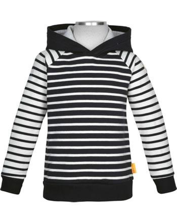 Steiff Sweatshirt with hood INDI BEAR Mini Boys steiff navy 2022104-3032