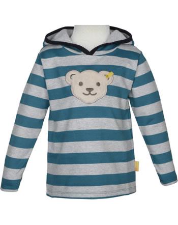 Steiff Sweatjacket hooded GO BEAR GO faience 2011420-6042