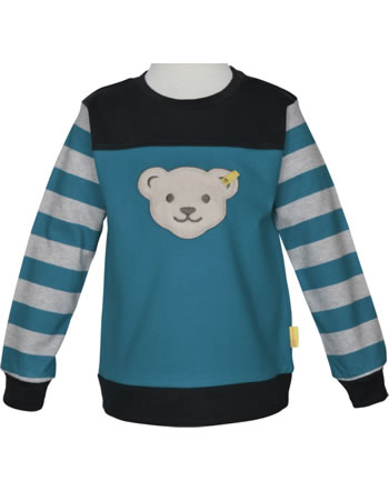 Steiff Sweatshirt m. Quietsche GO BEAR GO faience 2011422-6042