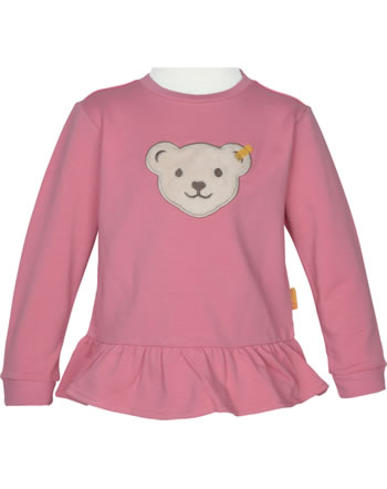 Steiff Sweatshirt mit Quietsche BUGS LIFE Mini Girls rapture rose 2111228-3028