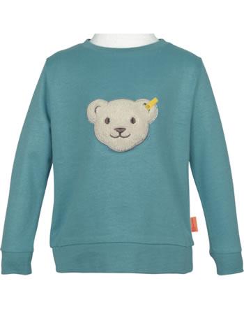 Steiff Sweatshirt mit Quietsche FOREST FRIENDS adriatic blue 2023105-6045
