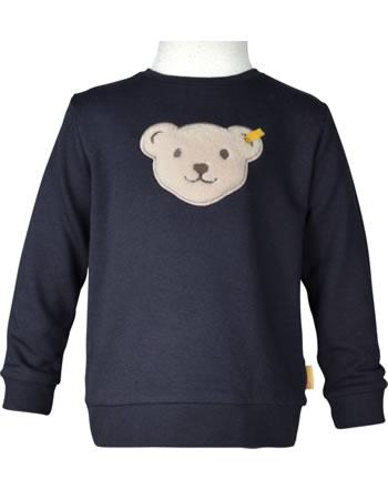 Steiff Sweatshirt mit Quietsche FOREST FRIENDS steiff navy 2023105-3032