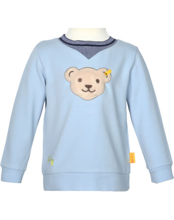Steiff Sweatshirt Quietsche HELLO SUMMER Mini Boys kentucky blue 2113116-6020