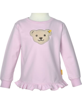 Steiff Sweatshirt mit Quietsche HELLO SUMMER Mini Girls pink lady 2113222-3033