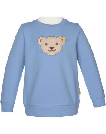 Steiff Sweatshirt mit Quietsche HIGH FIVE Mini Boys forever blue 2111122-6027