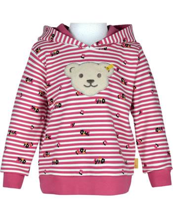 Steiff Sweatshirt mit Quietsche PONYFUL Mini Girls carmine 2022204-7046