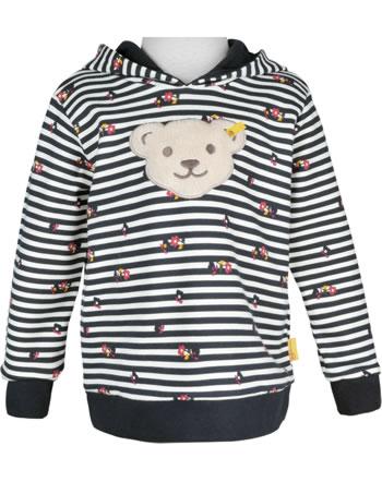 Steiff Sweatshirt mit Quietsche PONYFUL Mini Girls steiff navy 2022204-3032