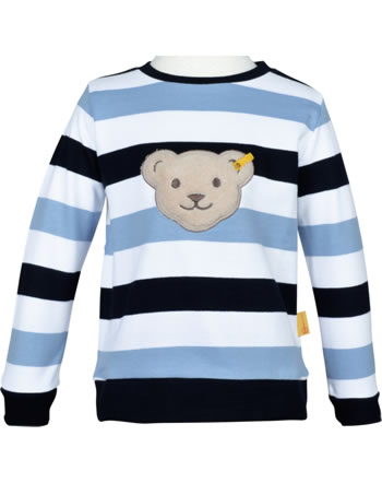 Steiff Sweatshirt mit Quietsche SEA BEAR bright white 2012431-1000