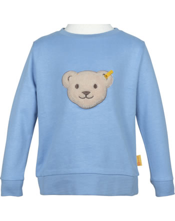 Steiff Sweatshirt mit Quietsche SEA BEAR forever blue 2012431-6027