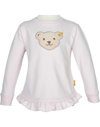 Steiff Sweatshirt mit Quietsche SWEET CHERRY barely pink 2013423-2560