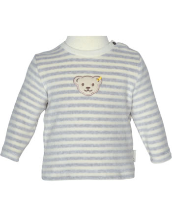 Steiff Sweatshirt Nicki WINTER WELLNESS GOTS quarry 1922308-1001