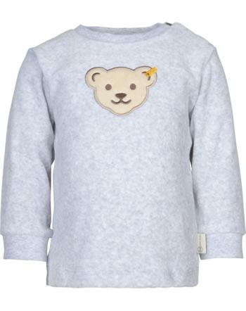 Steiff Sweatshirt ORGANIC LUCKY CHARM Baby nimbus cloud 2122606-9017