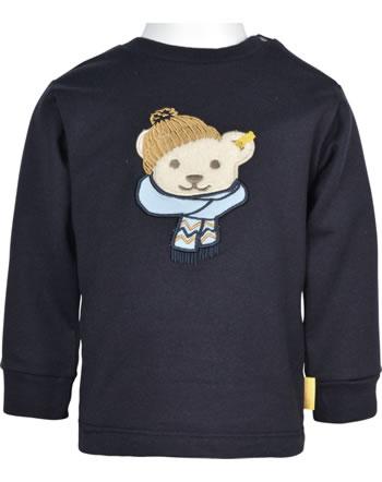 Steiff Sweatshirt POLAR FRIENDS Baby Boys steiff navy 2123314-3032