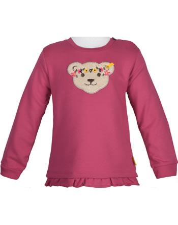 Steiff Sweatshirt PONYFUL Baby Girls carmine 2022415-7046